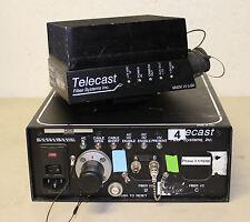 Telecast Copperhead Power Plus SMPTE Fiber Camera Adaptor