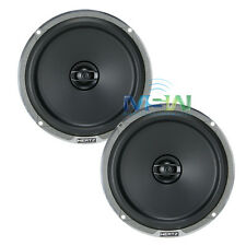 "*NEW* HERTZ MPX 165.3 PRO 200W MAX 6-1/2"" 4-OHM TWO WAY COAXIAL SPEAKER SYSTEM"