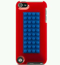 Belkin iPod Touch 5th Generation LEGO Case Shield Skin Cover Red Blue 32GB 64GB