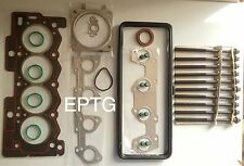 CITROEN BERLINGO C2 C3 SAXO 1.1 TU1JP HFX HEAD GASKET SET & BOLTS 8V