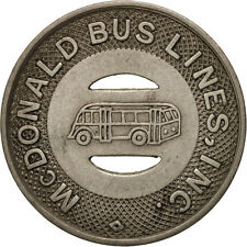 [#410797] United States, Token, McDonald Bus Lines Inc.