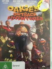 Oakie's Outback Adventures - DVD - Ex Rental - Free Post!
