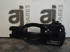 AUDI A2 1.4 PETROL 2001 DRIVERS SIDE FRONT EXTERNAL DOOR HANDLE (SOME MARKS)