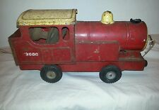 Vintage Tri-Ang Puff Puff 73000 Enamel Painted Child's Toy Train 1950's 60s