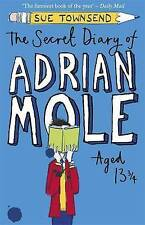 The Secret Diary of Adrian Mole Aged 13 3/4 by Sue Townsend Book, New Paperback