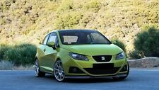 Spoilerlippe für Seat Ibiza  MK V Typ 6J Bj. 08-12Frontspoiler Spoiler Diffusor
