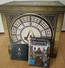 Assassin 's Creed Syndicate Big Ben Collectors Edition PC Windows nuevo figuras assassins