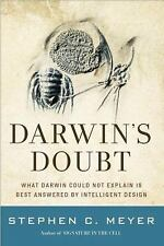 Darwin's Doubt : The Explosive Origin of Animal Life and the C (FREE 2DAY SHIP)
