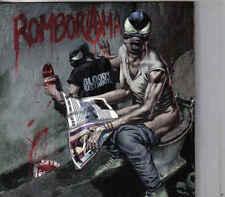 Romborama-Bloody Beetroots Promo cd album cardsleeve