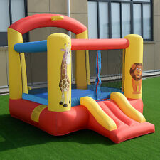 Inflatable Jumping Bounce House Kids Jumper Castle Bouncer Outdoor Yard Party US