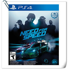 PS4 Need for Speed SONY PLAYSTATION Games Racing EA Electronic Arts