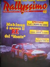 Rallyssimo 48 2000 Speciale I Trofei del 2000. Tutto sulla Parigi - Dakar [Q103]