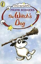 Frank Rodgers The Witch's Dog (Colour Young Puffin) Very Good Book