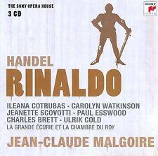 Handel: Rinaldo  CD NEW