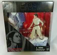"NEW! STAR WARS The Force Awakens REY STARKILLER BASE 6"" Black Series EXCLUSIVE"