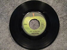 """45 RPM 7"""" Record Badfinger Day After Day & Money Apple Records 1841 Very Good+"""