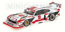1:18 Minichamps FORD CAPRI TURBO GR.5 KLAUS LUDWIG DRM CHAMPION 1981