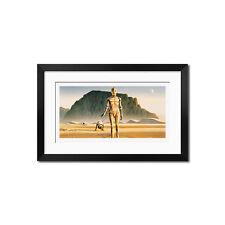 Star Wars x Ralph McQuarrie Art Poster Print 0759B