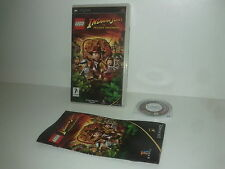 LEGO INDIANA JONES LA TRILOGIE ORIGINALE  - SONY PSP - PAL complet