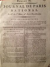 Prostitution en 1793 Suppression Compagnie des Indes Beauvais Saint Mathurin