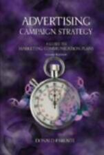 Advertising Campaign Strategy: A Guide to Marketing Communication Plan-ExLibrary