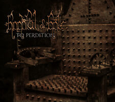 Handful of Hate - To Perdition CD 2013 digi black metal Italy Code666