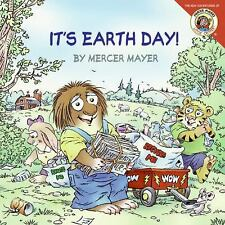Little Critter: It's Earth Day! No. 5 by Mercer Mayer NEW Scholastic Paperback