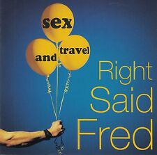 RIGHT SAID FRED : SEX AND TRAVEL / CD - NEU