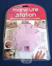 MANICURE STATION-NEW-PERFECT SALON NAILS AT HOME