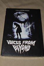 Voices From Beyond (Code Red DVD) LUCIO FULCI, SUPERNATURAL, GORE, BRAND NEW!