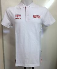 ENGLAND RWC 2015 S/S POLO SHIRT BY CANTERBURY SIZE XL BRAND NEW