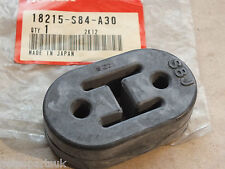 New Genuine Honda Accord 01-0 Rubber exhaust mount insulator 18215-S84-A30  A57