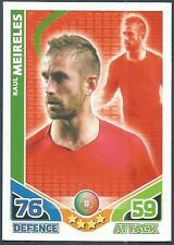 TOPPS MATCH ATTAX WORLD CUP 2010-PORTUGAL-RAUL MEIRELES