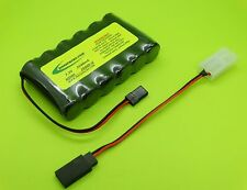 2500mA 7.2V Tx BATTERY FITS AIRTRONICS MX3X  / 2506F-U / MADE IN USA