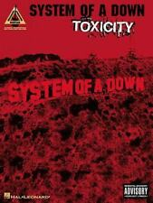 Artist Songbooks: System of a down - Toxicity (2001, Paperback)