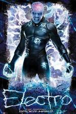 THE AMAZING SPIDER-MAN 2: ELETTRO-Maxi poster 61cm x 91.5cm (nuovo e sigillato)