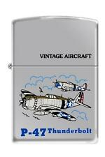 Zippo 250 P-47 Thunderbolt American WW2 Airplane Lighter