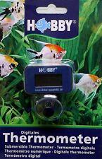 Hobby Digitales Thermometer für Aquarien Süß- und Seewasser