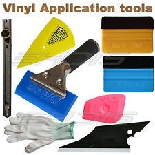 8Pcs Car Home Window Tint Fitting Tools 3M Squeegee Old Film Clean Scraper