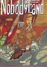nobodyland - milena - - bande dessinée -