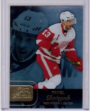 PAVEL DATSYK 15/16 Fleer Flair Showcase Hockey Card #Row 1 Seat 19 Red Wings