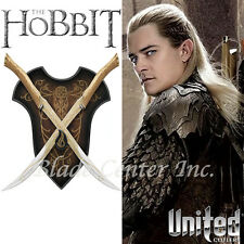 Hobbit Fighting Knives of Legolas Greenleaf by United Cutlery UC3001 New