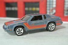 Hot Wheels 2015 - '84 Hurst Olds - Gray/Silver - Loose - 1:64 Target Exclusive
