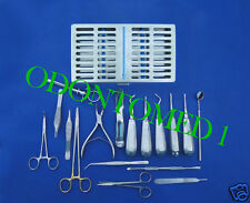 Oral Surgery  Set Surgical Dental Instruments