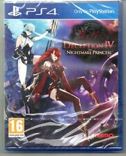 Deception IV (4) The Nightmare Princess  'New & Sealed' FREE P&P  *PS4(Four)*