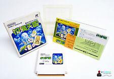 ★ Nintendo FAMICOM Game Spiel - SHIN 4 JIN UCHI MAHJONG YAKUMAN TENGOKU - BOX ★