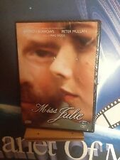 miss julie*DVD*NUOVO