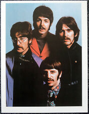 THE BEATLES POSTER PAGE . 1967 SGT PEPPER PENNY LANE ERA . JOHN LENNON . Q11