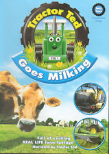 Tractor Ted Goes Milking (DVD, 2006)