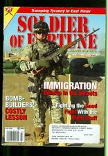 2006 Soldier Of Fortune: Immigration Debate In The Streets Bomb Builders